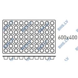 Silikona forma 600x400 mm MINI-MUFFINS
