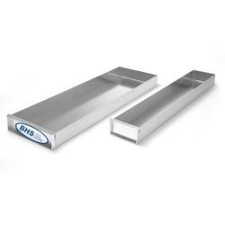Alumīnija konditorejas paplāte 580x100 mm