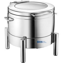 Marmīts De Luxe 9 litri  piemerots indukcijas sildīšanai