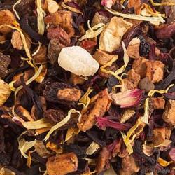 Apricot Peach augļu tēja ar augļu gabaliņiem 100gr