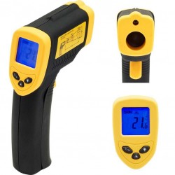 Bezkontakta termometrs -50°c÷380°c