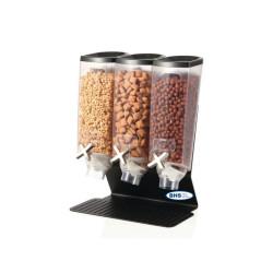 Sauso brokastu dispenseris 3x3.8 litri