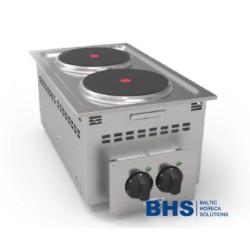Drop-in elektriskā plīts DPC35E0 5.2 kW