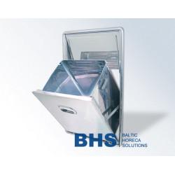 Iebūvējams atkritumu vāks E3075/11R ar atvāžamu vāku