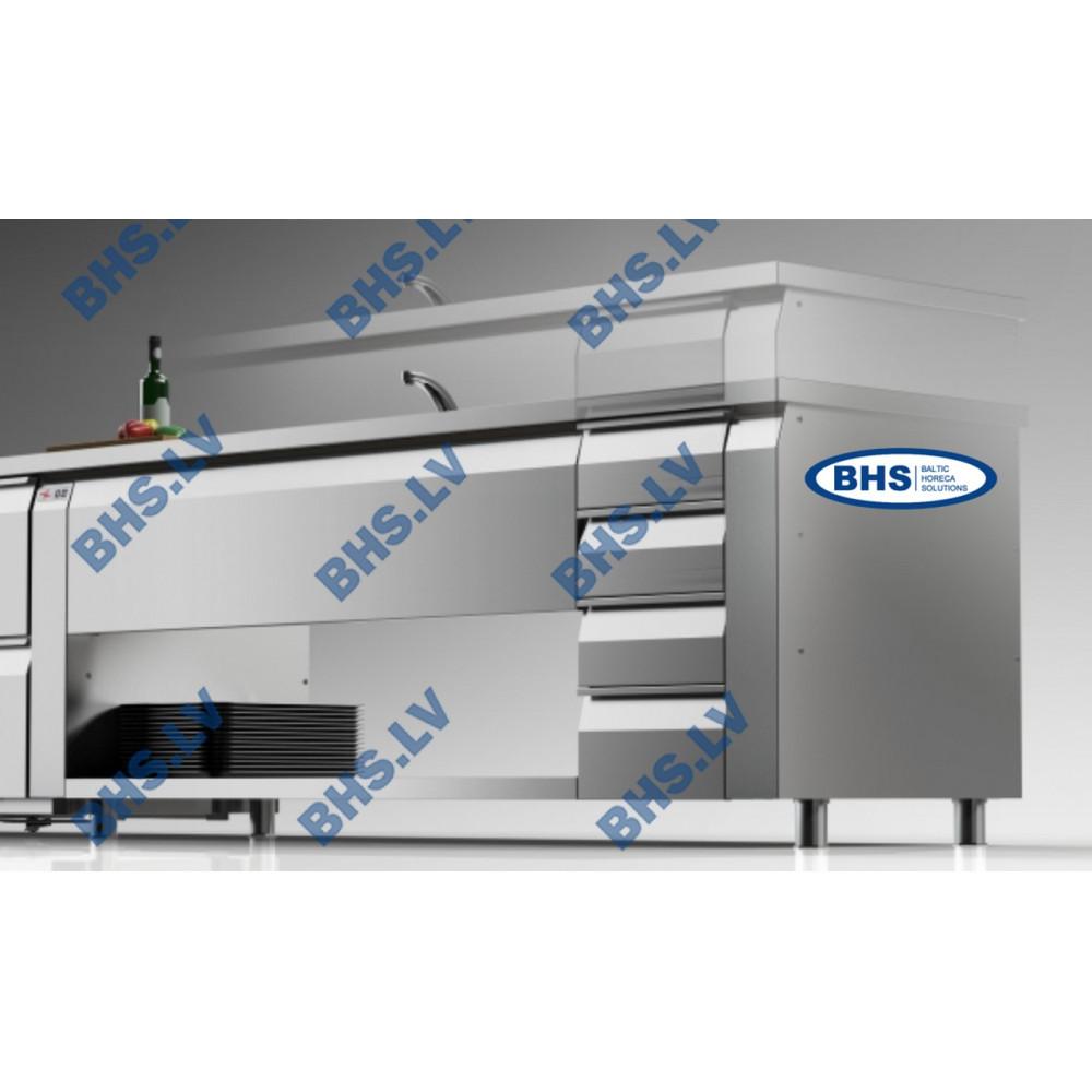 Galds ledusskapis P323 1720mm