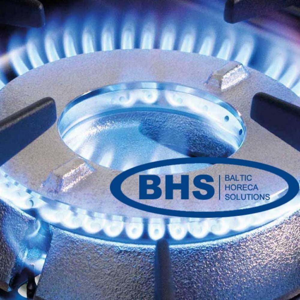 Gāzes plīts ar gāzes cepeškrāsni 32.5/6.0 kW