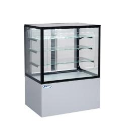 GEORGIA CUBE II 1000 Cold Self-Service - double glass