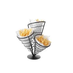 Kartupeļu frī turētājs