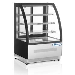 Konditorejas vitrīna LPD900C-P