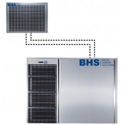 Moduļu ledus ģenerators DMR400 REMOTE 380 kg