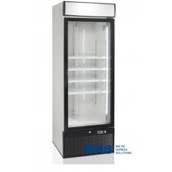 Saldētava 412 litri ar stikla durvīm