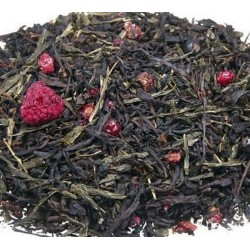 Oolong Berry Witch uluns ogu tēja