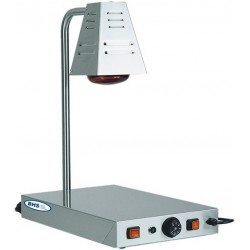 Apsildāmais plaukts PCI4718 ar infrasarkano lampu