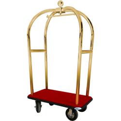 Bagāžas rati ar pakaramo PV2021
