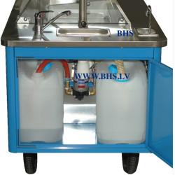 Saldējuma vitrīna 1950 mm