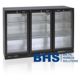 Bāra ledusskapis ar stikla durvīm BA30HP