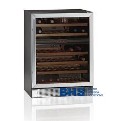 Vīna ledusskapis 131 litri NT