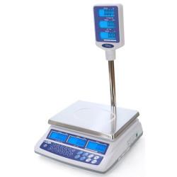Tirdzniecības svari SLRP 30 kg