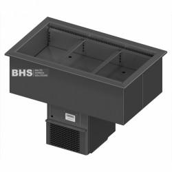 Drop-in ventilējams aukstais marmīts 495 mm