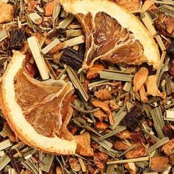 Vanilla Lemongrass zaļu roiboša tēja 100gr