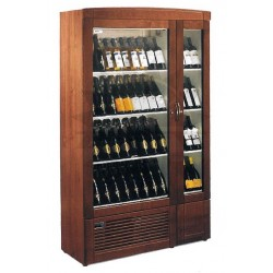 Vīna skapis 156 pudeles