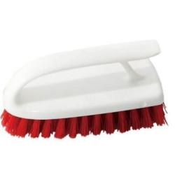 Tīrīšanas birste - sarkana