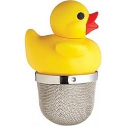 Peldošais tējas sietiņš Rubber Duck