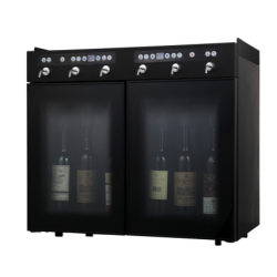 Vīna dispensers 6 pudelēm