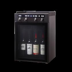 Vīna dispensers 4 pudelēm