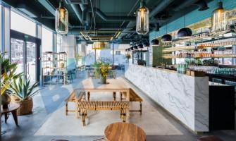 Telpas meklēšana ēdnīcai, kafejnīcai, restorānam